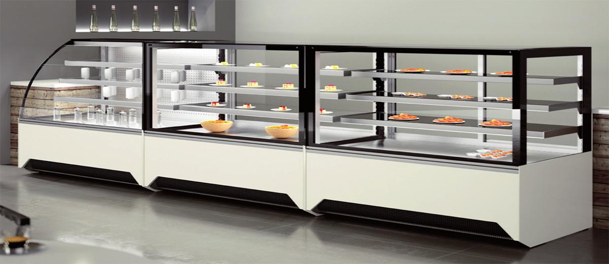 boulangerie p tisserie agencement vitrine r frig r e d. Black Bedroom Furniture Sets. Home Design Ideas