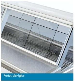 vitrine réfrigérée à viandes