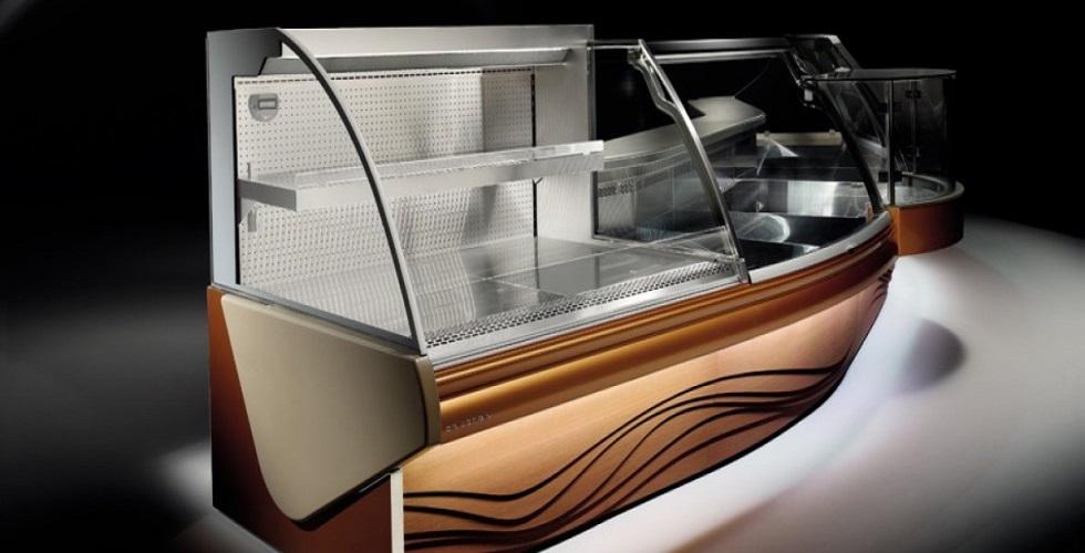 comptoir réfrigéré