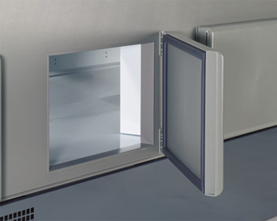 vitrine réfrigérée de comptoir