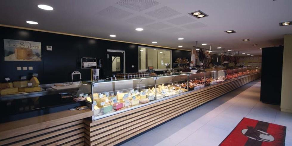 vitrine boucherie Criocabin Enixe Lounge