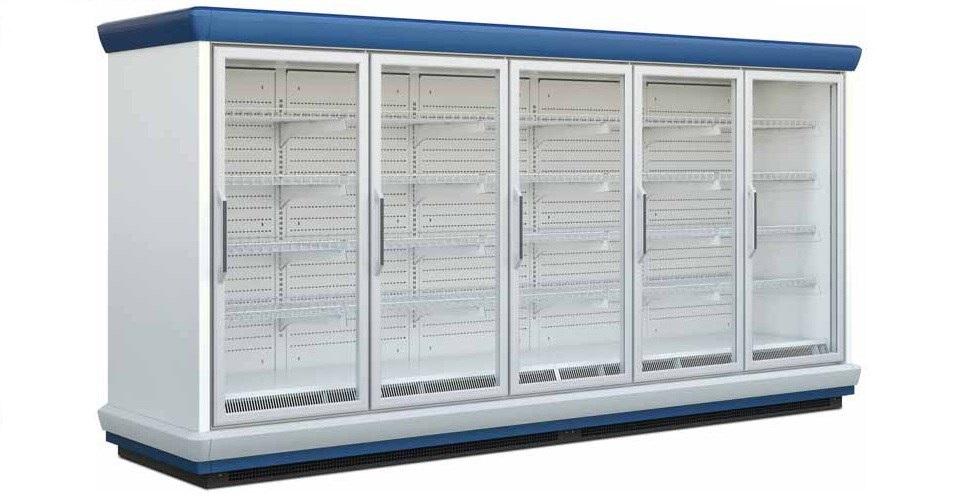 vitrine réfrigérée murale